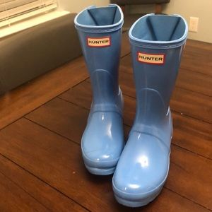 Women's Hunter Rain Boots Size 6